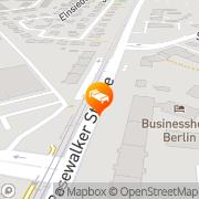 Karte Businesshotel Berlin Berlin, Deutschland