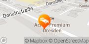 Map RAMADA Resident Hotel Dresden Dresden, Germany