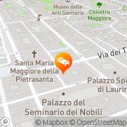 Map Hotel Neapolis Naples, Italy