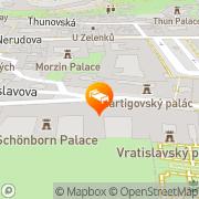 Map Alchymist Prague, Czech Republic