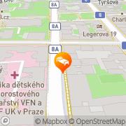 Map City Club Prague Prague, Czech Republic