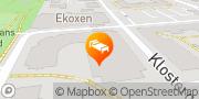Karta Quality Hotel Ekoxen Linköping, Sverige