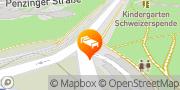 Karte Radisson Blu Park Royal Palace Hotel Wien, Österreich