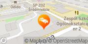 Mapa Best Western Hotel Opole Centrum Opole, Polska