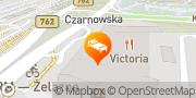 Mapa Best Western Grand Hotel Kielce, Polska