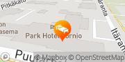 Kartta Park Hotel Tornio Tornio, Suomi