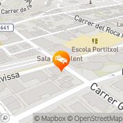 Map Hotel Medes II l'Estartit, Spain