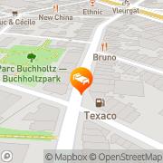 Map Hotel Capital Brussels, Belgium