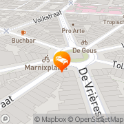 Map Soul Suites Antwerp, Belgium