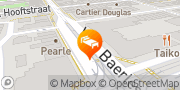 Map Conservatorium Hotel Amsterdam Amsterdam, Netherlands