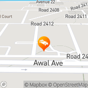 Map Al Safir Tower Hotel Apartments Manama, Kingdom of Bahrain