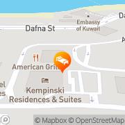 Map Kempinski Residences & Suites, Doha Doha, Qatar
