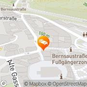 Karte Hotel Kimmeskamp Velbert, Deutschland
