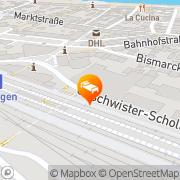 Karte Rhineland Holiday Pinger Hotels Remagen, Deutschland