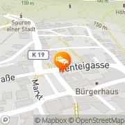 Karte Haus Sonnenschein Hennef, Deutschland