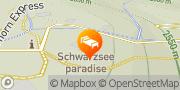 Carte de Hotel Schwarzsee Zermatt, Suisse
