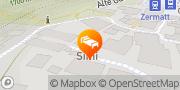 Carte de Simi Zermatt, Suisse