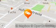 Carte de Backstage Hotel Vernissage Zermatt, Suisse