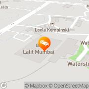 Map InterContinental The Lalit Mumbai, India