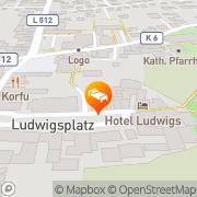 Karte Alte Feuerwache Edenkoben, Deutschland