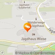 Karte Hotel Jagdhaus Wiese Schmallenberg, Deutschland