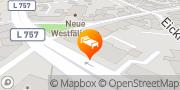 Karte Holiday Inn Express Guetersloh Gütersloh, Deutschland