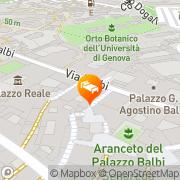 Map Family Hotel Balbi Genoa, Italy