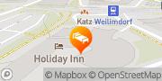 Karte Holiday Inn Stuttgart Stuttgart, Deutschland