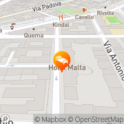 Map Hotel Malta Milan, Italy