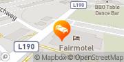 Karte Fairmotel Dornbirn, Österreich