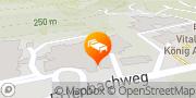 Karte SAVOY Hotel Bad Mergentheim Bad Mergentheim, Deutschland