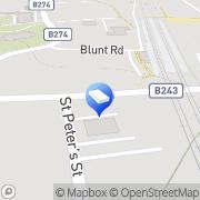 Map Aura Resin South Croydon, United Kingdom