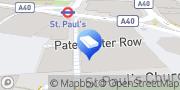 Map Spotless Window Cleaning Ltd St Paul's, United Kingdom
