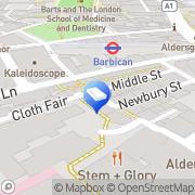 Map BOOKING EXPO LTD London, United Kingdom