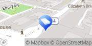 Map Eaton Square Locksmith Company Belgravia, United Kingdom