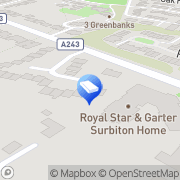 Map Presscrete Stella Taskforce Ltd Surbiton, United Kingdom