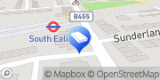 Map Outstanding Cleaning Little Ealing London Borough of Ealing, United Kingdom