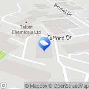 Map Wolseley Newark, United Kingdom