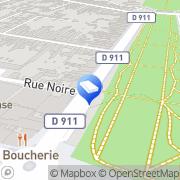 Carte de Doucinot Patrick Rochefort, France