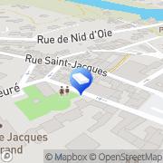 Carte de Tendance Bardage et terrasse Clisson, France