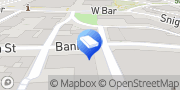Map Lupton Fawcett Solicitors Sheffield, United Kingdom
