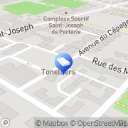 Carte de Immobilier Nantes, France