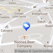 Carte de Barz Sabine Nantes, France