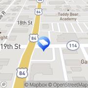 Map Pat Garrett, Realtors Lubbock, United States