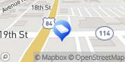 Map District West Apartments Lubbock, United States