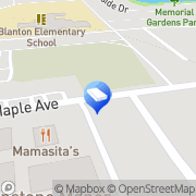 Map Musketball Group Odessa, United States