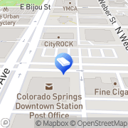 Map C and S Homes Inc - We Buy Houses Pueblo CO Colorado Springs, United States