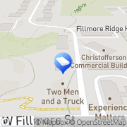 Map Two Men and a Truck Colorado Springs, United States