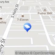 Map ACCU Inc Denver, United States