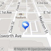 Map Malman Law Firm Denver, United States